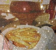 Creole Coalpot and hot bread